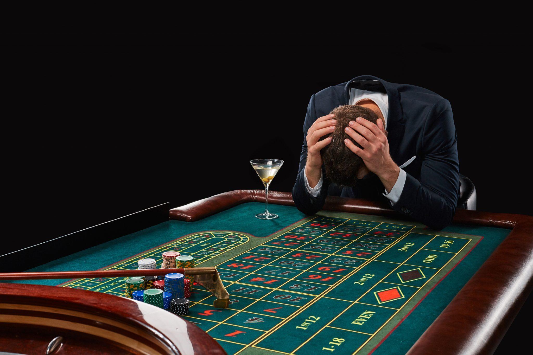 Gambling Can Be an Addiction