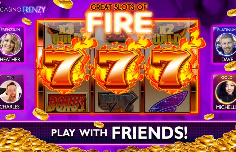 Test Your Good Fortune With Free Slots